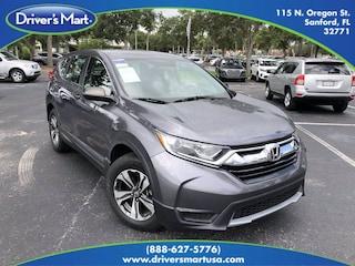 Used Vehicle for sale 2018 Honda CR-V LX SUV in Winter Park near Sanford FL