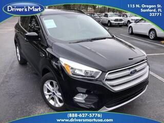 Used Vehicle for sale 2018 Ford Escape SE SUV in Winter Park near Sanford FL