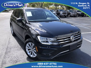 Used Vehicle for sale 2020 Volkswagen Tiguan S SUV in Winter Park near Sanford FL