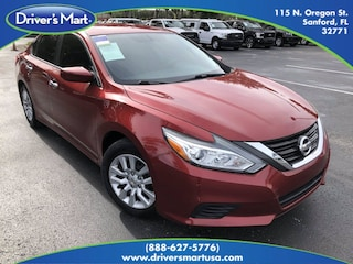Used Vehicle for sale 2016 Nissan Altima 2.5 S Sedan in Winter Park near Sanford FL