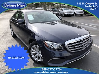Used Vehicles for sale 2017 Mercedes-Benz E-Class E 300 Luxury Sedan in Sanford, FL