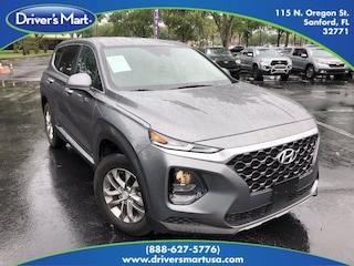 Used Vehicles for sale 2020 Hyundai Santa Fe SE SUV in Sanford, FL