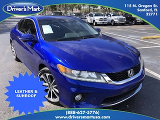 Used Vehicle for sale 2013 Honda Accord Cpe EX-L Coupe in Winter Park near Sanford FL