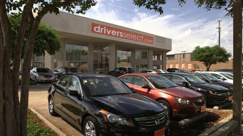 Driver Select Dallas >> Used Car Dealership In Dallas Tx Driversselect