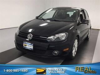 Used 2011 Volkswagen Golf TDI 2-Door Hatchback in Cicero, NY