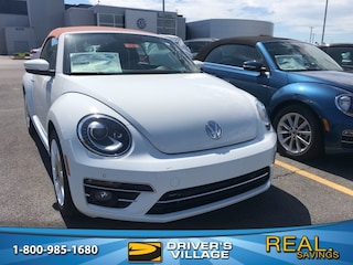 New 2019 Volkswagen Beetle Convertible 2.0T Final Edition SEL Convertible in Cicero, NY