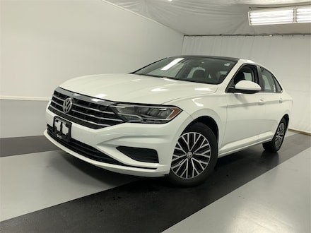 Featured used 2019 Volkswagen Jetta 1.4T S Sedan for sale in Cicero, NY