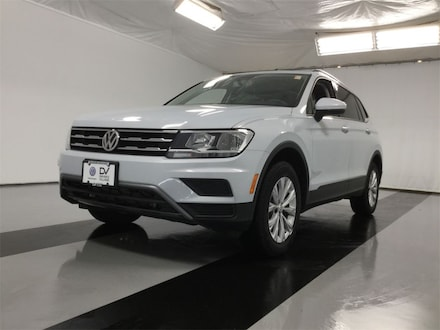 Featured Certified Pre-Owned 2019 Volkswagen Tiguan 2.0T S 4MOTION SUV for Sale in Cicero, NY