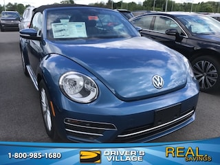 New 2019 Volkswagen Beetle Convertible 2.0T SE Convertible in Cicero, NY