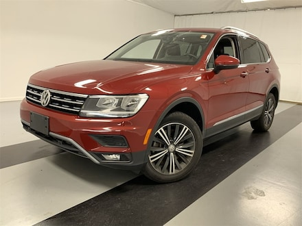 Featured Certified Pre-Owned 2019 Volkswagen Tiguan 2.0T SEL 4MOTION SUV for Sale in Cicero, NY