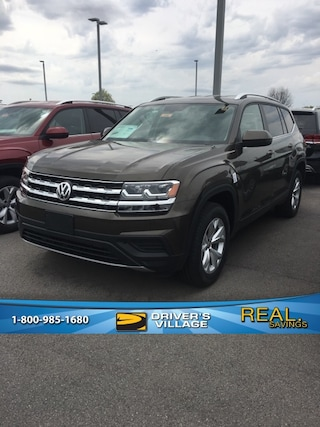 New 2019 Volkswagen Atlas S SUV in Cicero, NY
