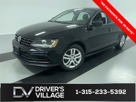 Featured used 2018 Volkswagen Jetta 1.4T S Sedan for sale in Cicero, NY