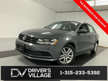 Featured used 2017 Volkswagen Jetta 1.4T S Sedan for sale in Cicero, NY