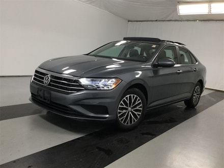 Featured used 2019 Volkswagen Jetta 1.4T SE Sedan for sale in Cicero, NY