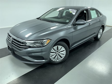 Featured Certified Pre-Owned 2019 Volkswagen Jetta 1.4T Sedan for Sale in Cicero, NY