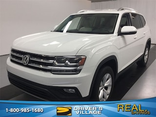 Used 2018 Volkswagen Atlas 3.6L V6 SE w/Technology 4MOTION SUV in Cicero, NY