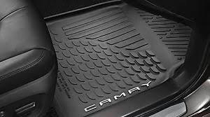 Genuine Toyota All Weather Floor Mats
