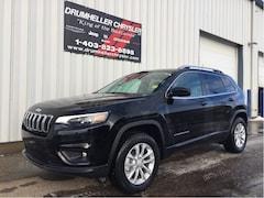 2019 Jeep New Cherokee North 4x4 SUV