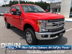 Used 2017 Ford F-250SD Lariat Truck 1FT7W2BT6HEE84531 in Dublin, GA