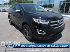 New 2018 Ford Edge SEL SUV 2FMPK4J85JBB61282 in Dublin, GA
