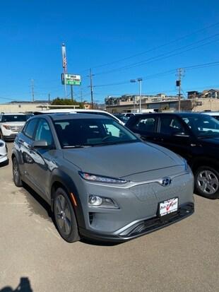 2020 Hyundai Kona EV Ultimate SUV