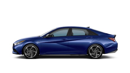 2021 Hyundai Elantra N-Line Sedan