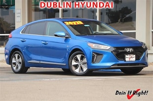 2017 Hyundai Ioniq EV Limited Hatchback