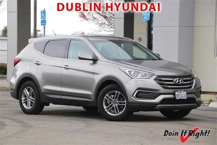 2018 Hyundai Santa Fe Sport 2.4 Base SUV