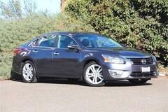 Certified Pre-Owned 2013 Nissan Altima 3.5 SL Sedan for sale in Dublin, CA