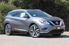 New 2018 Nissan Murano Platinum SUV for sale in Dublin, CA
