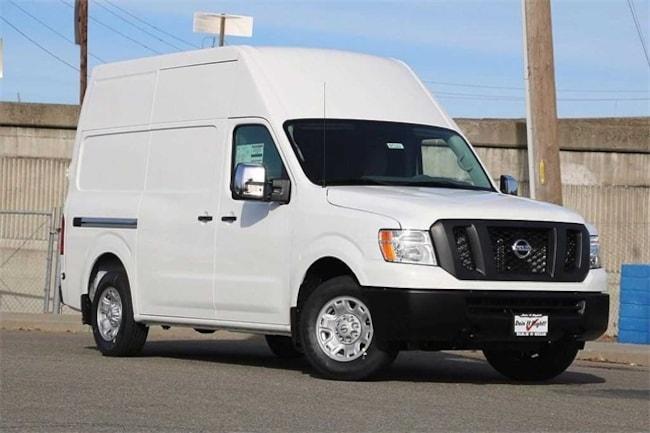 New 2018 Nissan NV Cargo NV2500 HD SV V8 Van High Roof For Sale