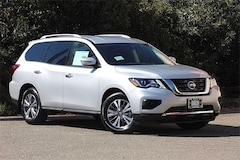 New 2018 Nissan Pathfinder S SUV for sale in Dublin, CA