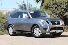 Certified Pre-Owned 2017 Nissan Armada SV SUV for sale in Dublin, CA