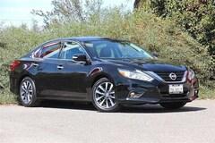 Certified Pre-Owned 2017 Nissan Altima 2.5 SL Sedan for sale in Dublin, CA