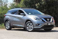 New 2018 Nissan Murano SV SUV for sale in Dublin, CA
