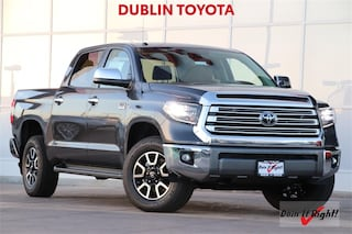 New 2019 Toyota Tundra 1794 5.7L V8 Truck CrewMax T28094 for sale in Dublin, CA