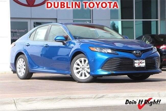 New 2019 Toyota Camry LE Sedan in Dublin, CA