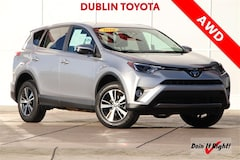 Used 2018 Toyota RAV4 XLE SUV 26387A for sale in Dublin, CA