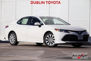 New 2019 Toyota Camry LE Sedan T30578 for sale in Dublin, CA