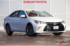 Certified Pre-Owned 2016 Toyota Camry SE Sedan 26492A for sale in Dublin, CA