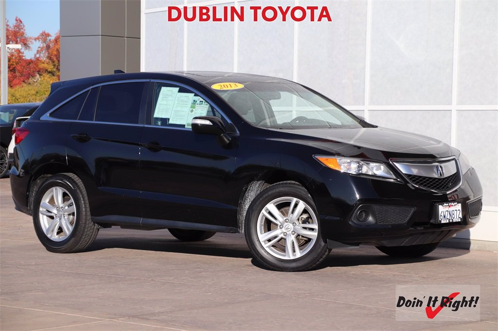 Used 2013 Acura Rdx For Sale In Dublin Ca Stock 27606a Serving Fremont Hayward Walnut Creek Pleasanton And Livermore
