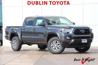 New 2019 Toyota Tacoma SR5 V6 Truck Double Cab T27981 for sale in Dublin, CA