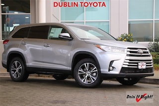 New 2019 Toyota Highlander LE Plus V6 SUV T27655 for sale in Dublin, CA