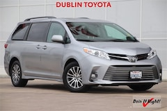Used 2018 Toyota Sienna XLE Minivan/Van 26490A for sale in Dublin, CA