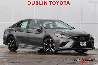 New 2018 Toyota Camry XSE V6 Sedan T26945 for sale in Dublin, CA