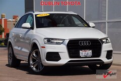 Used 2016 Audi Q3 for sale in near Fremont, CA
