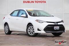 Used 2017 Toyota Corolla LE Sedan 26494A for sale in Dublin, CA