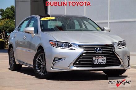 Featured Used 2018 LEXUS ES 350 Sedan for Sale  near Fremont, CA