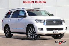 Used 2018 Toyota Sequoia Limited SUV 26472A for sale in Dublin, CA