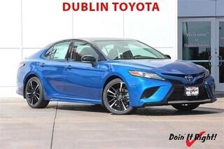 New 2019 Toyota Camry XSE Sedan T27000 for sale in Dublin, CA
